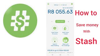 Stash App Explained aฑd Reviewed | How to save money with Stash App- South African YouTuber