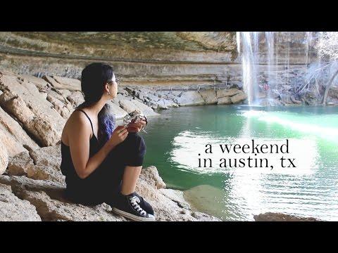 VLOG | WHERE I GO TO AUSTIN, TX