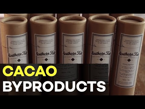 Cacao business : Cacao products | Agriculture Philippines