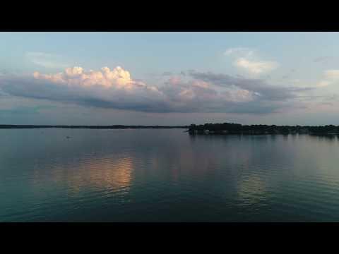 COLDWATER LAKE- MICHIGAN