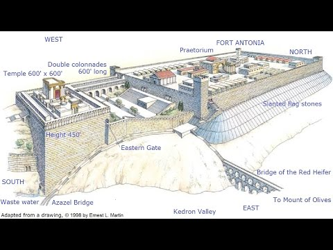 Where Will the Next Temple of Jerusalem Be Built?