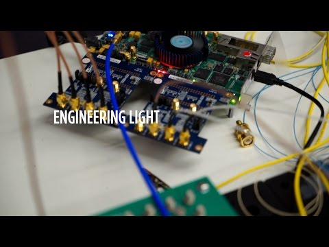 Engineering Light: Nanophotonics at Columbia Engineering