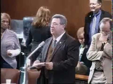 Oregon Senate Floor discussion on HB 4045 and SB 1594