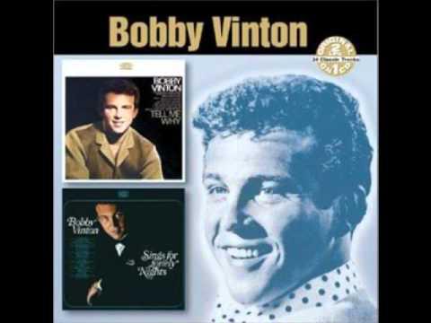 Bob Vinton A Pretty Girl Is Like A Melody