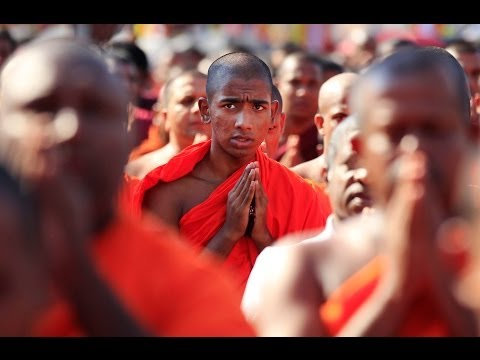 The violent side of Sri Lankan Buddhism