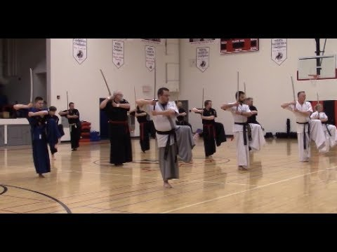 Midwest Haidong Gumdo Promotion, Spring 2017