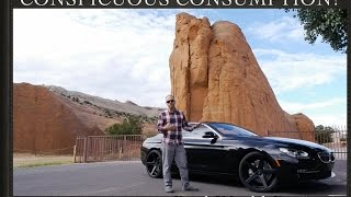 2012 BMW 640i: Conspicuous Consumption!  Real World Review and Test Drive!
