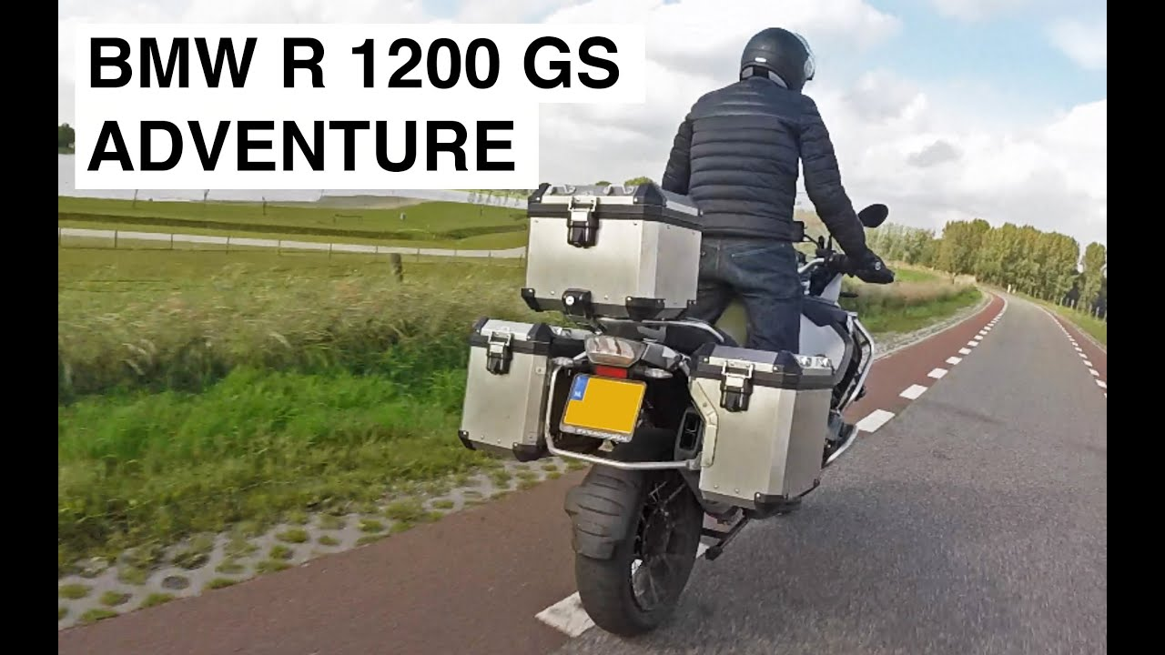bmw r 1200 gs adventure driving sound youtube. Black Bedroom Furniture Sets. Home Design Ideas
