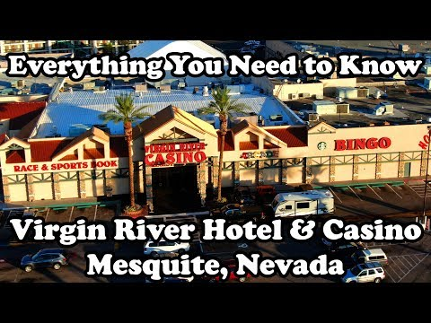 Virgin River Hotel And Casino, Mesquite, NV - Everything ! Room, Buffet, Pool, ...