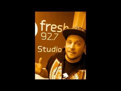 Ben Jahmin @ Fresh FM 2014