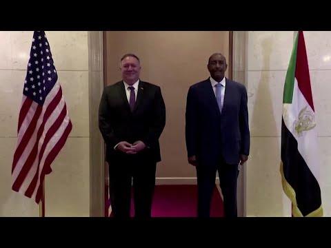 U.S. Removes Sudan From Terrorism List