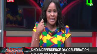 GhanaAt60: History of Ghana's Independence & Arrival of dignitaries