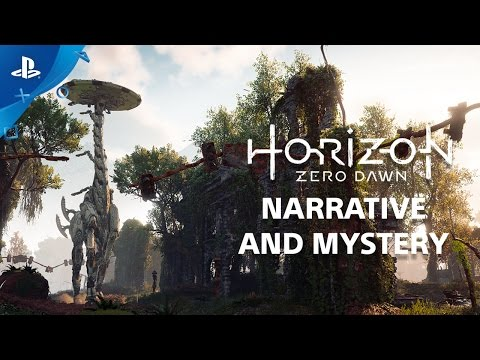 Horizon Zero Dawn: The Rich Narrative - Countdown to Launch at PS Store | PS4