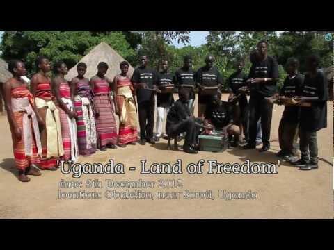 Macedonia Band - 'Uganda-Land of Freedom' - The Singing Wells project