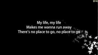 50 Cent - My Life Ft. Eminem & Adam Levine [Lyrics]