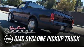 1991 GMC Syclone Pickup Truck - Jay Leno