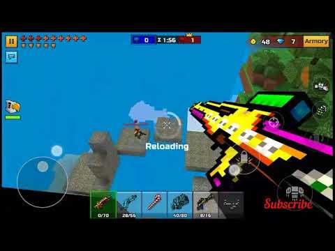 World War 3 With Pixel's