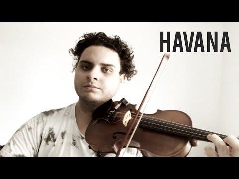 Havana - Camila Cabello (Violin Cover) | Brandon Woods