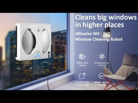 7 Cool Robot Vacuum Cleaner –  Robotic Vacuum Window Cleaner You Can Buy Now.