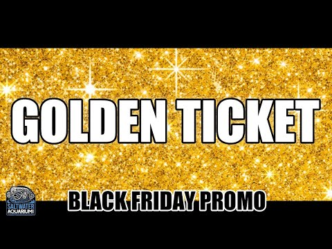 BLACK FRIDAY Starts Now! - Golden Ticket, TANKSgiving, Ton's Of Sales, Deals & Giveaways!