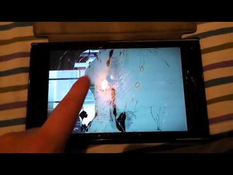 Разбитый экран Asus Google Nexus 7 2nd Generation 18+