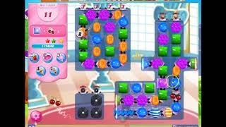 Candy Crush Level 2652 Audio Talkthrough, 3 Stars 0 Boosters