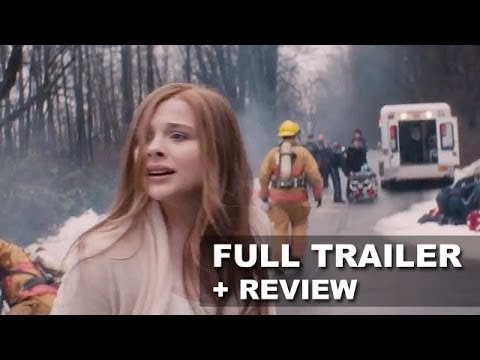 If I Stay Official Trailer + Trailer Review - Chloe Grace Moretz: HD PLUS