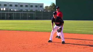 Corrective Video: INFIELD | 2B DOUBLE PLAY FLIP FEED