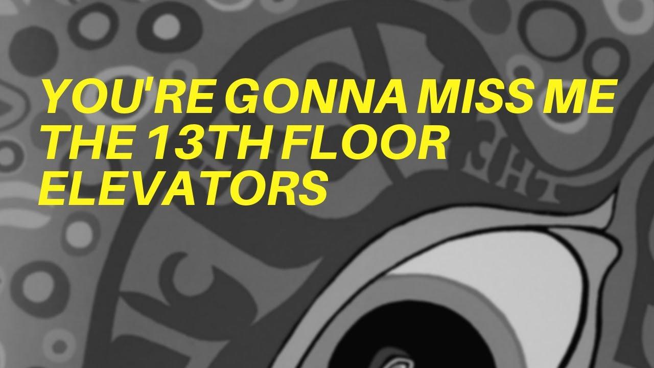 13th Floor Elevators | Guitar Lesson