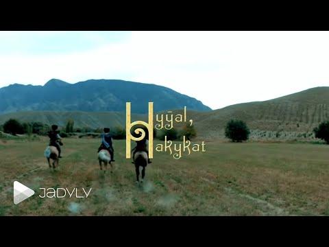 Gaýgysyz Atabaýew & Leýli - Hyýal Hakykat (Söýgi Hekaýasy)