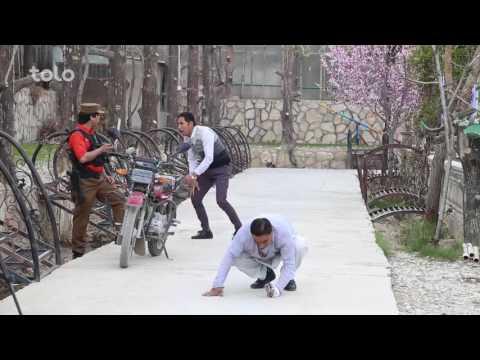 دزدی و فرار در بازار - شبکه خنده -  قسمت شانزدهم