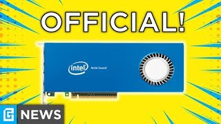 Intel OFFICIALLY Releasing Gaming GPUs, Nvidia's 1180 Probably Coming Soon!