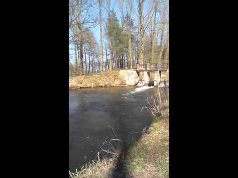 Joker - blind retrieve across a river