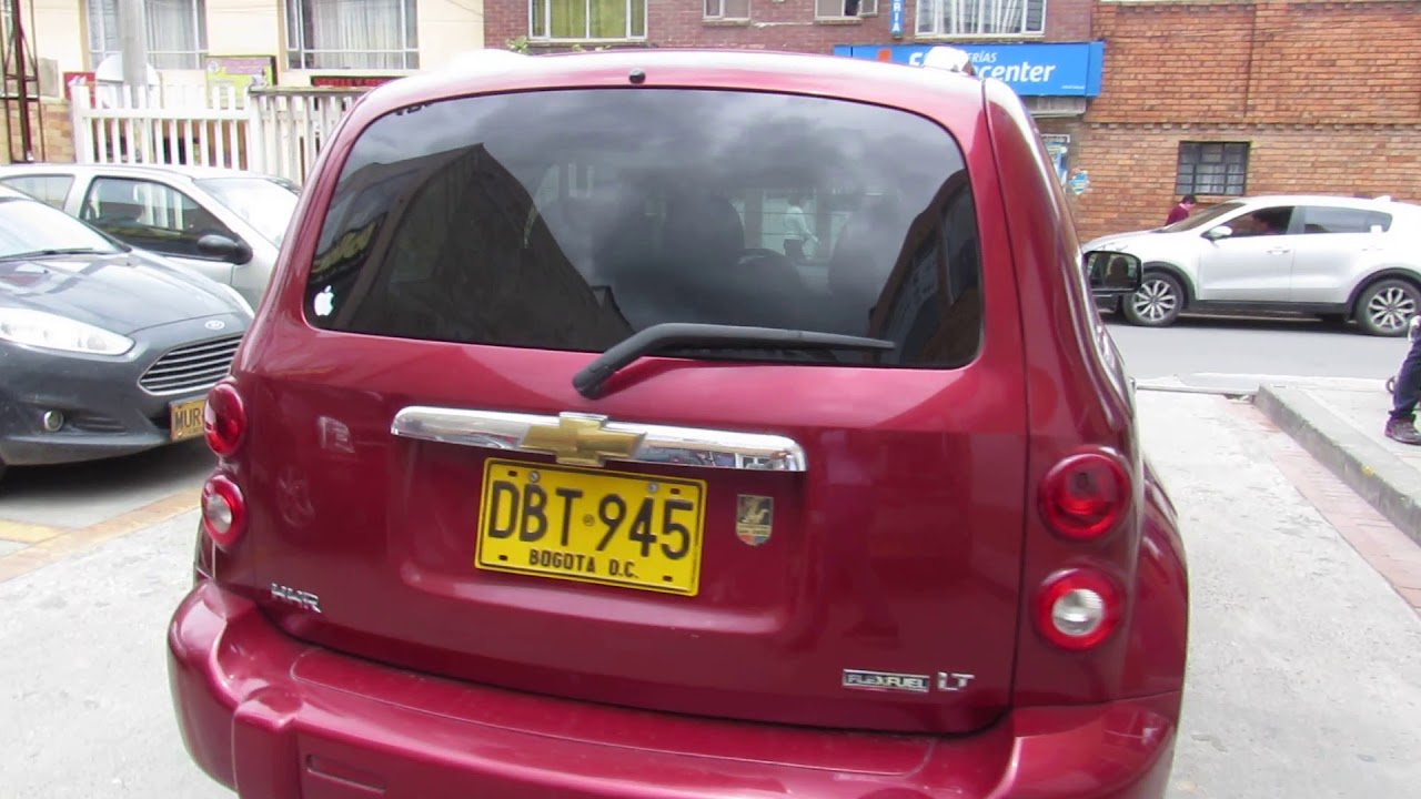 Chevrolet Hhr 2009 Tu Carro Cajica Youtube
