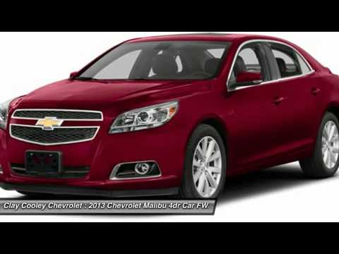 Captivating 2013 CHEVROLET MALIBU IRVING, TX DF342221. Clay Cooley Chevrolet