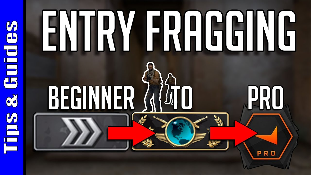 4 Levels of Entry Fragging : Beginner to Pro (ft. Swisher)