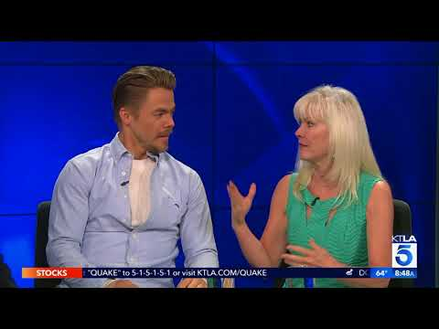 Derek Hough's Mom Spills Her Thoughts on His Girlfriend