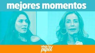 Mey Santamaría y Bárbara Rebolledo contaron su experiencia siendo madres guardadoras - Viva La Pipol