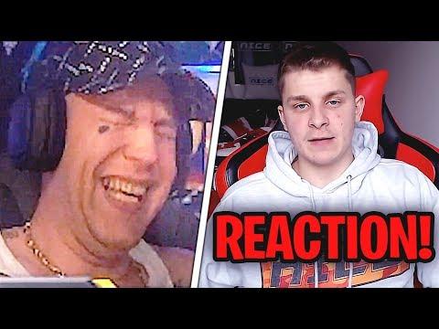 REAKTION auf 'ANSAGE' von FifaGaming MontanaBlack Reaktion