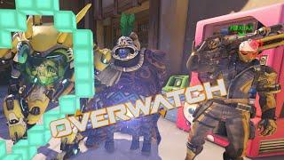 EL TRIO COMPETITIVO (Overwatch)