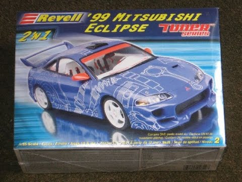 revell-mitsubishi-eclipse-gsx-turbo-review-and-skyline-collection:-scalecaraddict