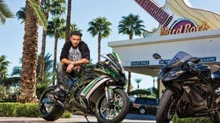 Pauly D's Kawasaki, Part 2 - The DUB Magazine Project