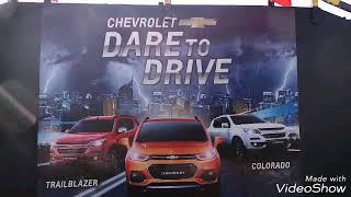 Wartasas : CHEVROLET Dare to Drive
