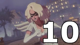 Gravity Rush 2 Walkthrough Part 10 - No Commentary Playthrough (PS4)