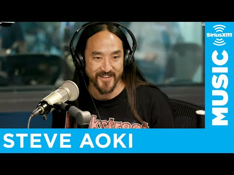 How Steve Aoki Began Working With The Backstreet Boys On 'Let It Be Me'