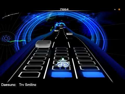 Audiosurf - Ninja Mono - Try Smiling by Daesung