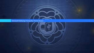 Microsoft MahJong (Tranquility Theme Soundtrack)