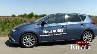 Toyota Auris 1.6l D-4D explicit video 1 of 2