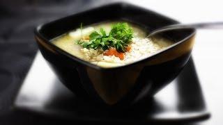 Barley Soup - Krupnik - Recipe #128