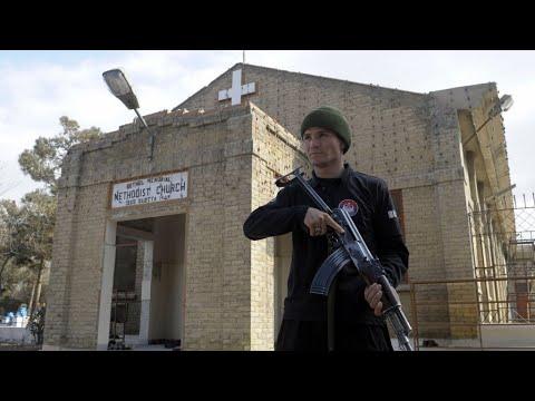 هجوم انتحاري على كنيسة يوقع ثمانية قتلى على الأقل بجنوب غرب باكستان  - نشر قبل 1 ساعة